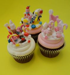 Will Cotton Cupcakes