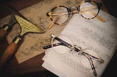 Oliver Peoples Vintage  www.optom.com