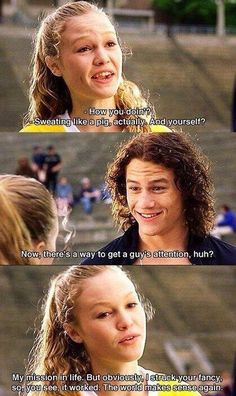 - 10 Things I Hate About You 1999