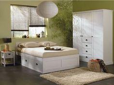 Chambre design liberty mobilier de france | Interiors I love ...