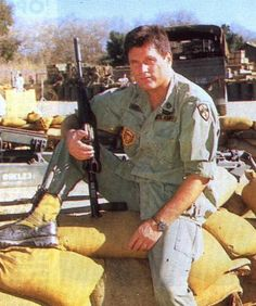 terence knox tour of duty - Google Search