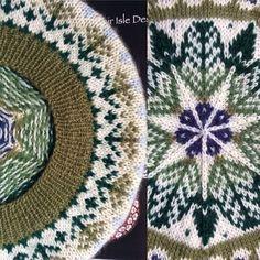 Bildresultat för mary rowe fair isle knitting