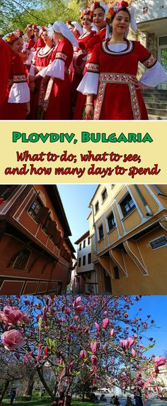Plovdiv, Bulgaria (and comparing it to Sofia). From the old town to Kapana I tell you what to do, places to visit, and how many days to spend. Lots in this post. #Plovdiv #Bulgaria #travel