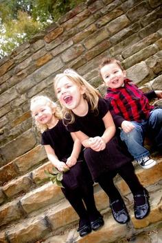 laughing kiddos