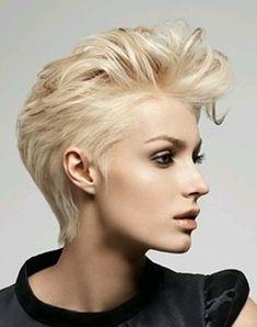 Les coiffures style Punk