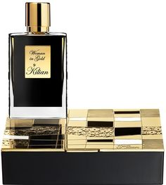 Perfume tip: 'Woman in Gold' by Kilian pays homage to Gustav Klimt's portrait of art patron Adele Bloch-Bauer. It's like the scent of elegant Viennese art, literature salons of the early 20th century merges with today's refined high-perfumery compositions built upon dramatically interacting layers! The new perfume 'Woman in Gold' (premiere on 15 September) by Kilian can be described as glamorously shining fragrance-time-travel...