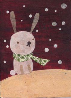 let it snow - flump