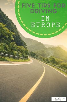 Driving in Europe ca