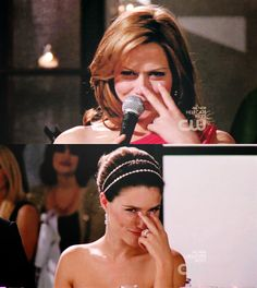 When Peyton left OTH I was sad because I loved the friendship between P. Sawyer and B. Davis... but I've gotta admit... Brooke & Haley together is just as great :)