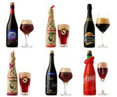 A list of beer brands in Belgium; from the most popular Belgian beers to new brews. Detailed information about each beer listed. Drink like a Belgian! http://belgium.beertourism.com/belgian-beers