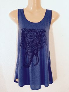 Camiseta+elefante+de+PIKMODE+por+DaWanda.com