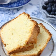 Ina Garten's perfect pound cake is worth its weight in gold. It is so tender, it melts in your mouth, and the taste is irresistible.