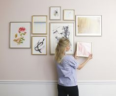 Read about how minted saved my gallery wall!
