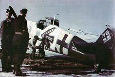 https://flic.kr/p/4h2cb9 | Bf 109 G 2 Maj., Hannes Trautloft