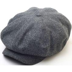 bf2a4246ac6 N124 8 Panel Homespun Harris Donegal Tweed Pattern Fabric Newsboy Cap  Gatsby Hat Gatsby Hat