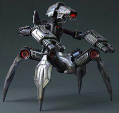 MK-1 Sith War Droid  ¤° SWTOR