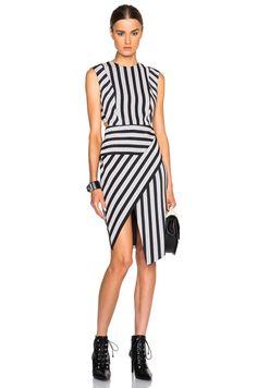 Asymmetrical Dress