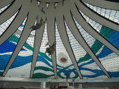 https://flic.kr/p/8Rrfgz   Catedral Metropolitana Nossa Senhora Aparecida   [en] Cathedral of Brasília from Óscar Niemeyer. Sculptures by Alfredo Ceschiatti and Dante Croce, 1970. @ Brasília, DF, Brasil    [fr] Cathédrale Métropolitaine Notre-Dame de l'Apparition de Brasilia de Óscar Niemeyer. Sculptures by Alfredo Ceschiatti et Dante Croce, 1970. @ Brasília, DF, Brasil    [pt] Catedral Metropolitana Nossa Senhora Aparecida de Óscar Niemeyer. Esculturas de Alfredo Ceschiatti, e Dante Croce…