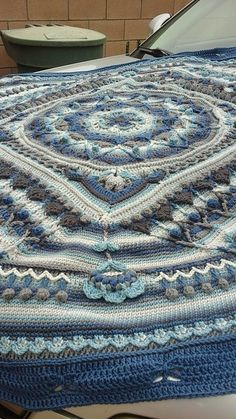 Ravelry: marcy250's Sophie's Universe CAL
