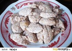 Dukanova dieta Tvarohove nocky jako priloha recept - TopRecepty.cz Krispie Treats, Rice Krispies, Paleo, Cookies, Desserts, Food, Diet, Food And Drinks, Crack Crackers