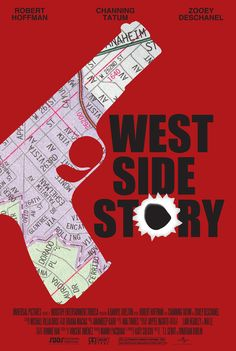 west side story movie poster | class project