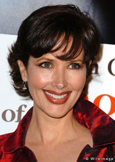 Nyy'xai Janine Turner Actress (Northern Exposure) born in  Lincoln, NE