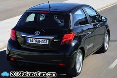 A few months ago, Toyota released the new 2015 Toyota Yaris in Europe and Japan. It was just a matter of time before the hatchback would launch in the U. Upcoming Cars, Cars And Motorcycles, Specs, Toyota, Product Launch, Vehicles, Design, Car, Design Comics