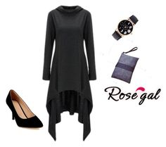 """""""Rosegal -15/1"""" by thesnow977 ❤ liked on Polyvore"""