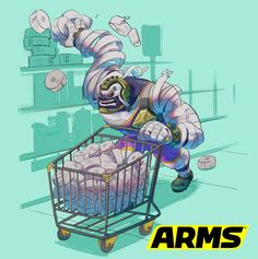 ARMS(アームズ) (@ARMS_Cobutter) | Twitter