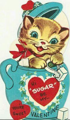 "Hi ""Sugar"" Be My Valentine."