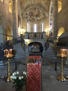 Prague castle - George's Basilica from Prestige Prague Tours #prague http://www.prestigepraguetours.com