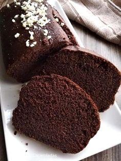 I Love Chocolate, Chocolate Orange, Chocolate Desserts, Torta Chocolate, Sweet Recipes, Cake Recipes, Food Truck Business, Plum Cake, Pan Dulce