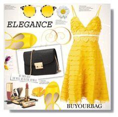 """BUYOURBAG 14"" by ramiza-rotic ❤ liked on Polyvore featuring Giambattista Valli, Krewe and Dolce&Gabbana"