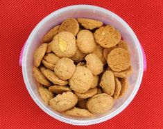 Baby Food Recipes, Biscuit, Cereal, Beans, Cookies, Vegetables, Breakfast, Desserts, Mai