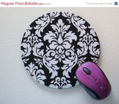 SALE  mousepad / Mouse Pad / Mat round or rectangle  by Laa766, $9.00