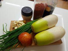 깍두기황금레시피, 아작아작 맛있는 깍두기 담드는법 : 네이버 블로그 Sausage, Year Book, Meat, Food, Meal, Sausages, Essen