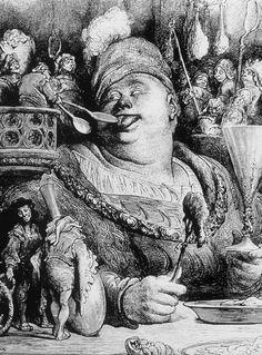Gargantua e Pantagruel / François Rabelais / 1532