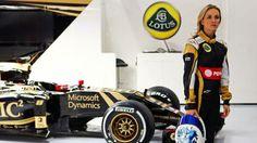 Formule 1 : Carmen Jorda, une femme pilote chez Lotus