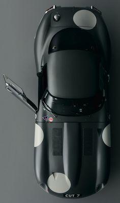 Visit The MACHINE Shop Café... ❤ Best of Jaguar @ MACHINE ❤ (Matte Grey Jaguar E-type Coupé)
