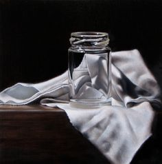 David L. Parker (oil on canvas)
