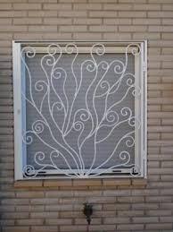 rejas modernas para ventanas