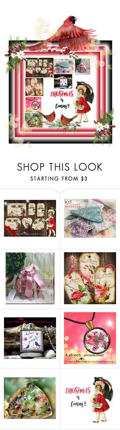 """""""Christmas is coming !! some ideas for your gifts and for your creative projects from my Etsy shops"""" by adelemarano on Polyvore featuring interior, interiors, interior design, Casa, home decor, interior decorating e Tela Beauty Organics"""