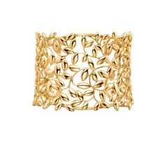 Paloma Picasso olive leaf cuff
