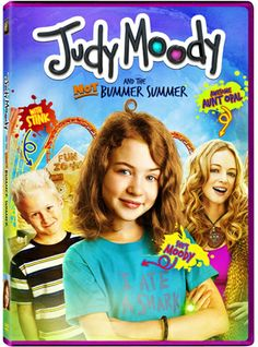 Possible movie: Judy Moody and the Not Bummer Summer