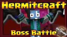 HermitCraft Boss Battle - One Command - Minecraft ITA