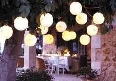 1000 images about lampions on pinterest lanterns. Black Bedroom Furniture Sets. Home Design Ideas