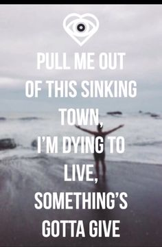 Something's Gotta Give- All Time Low