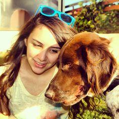 #dog #love #friendship #best #friend #girl ❤