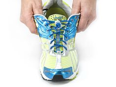 SpeedLaces - never tie your shoes again!