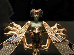 """Art Nouveau : René Lalique """"Libellule"""""""